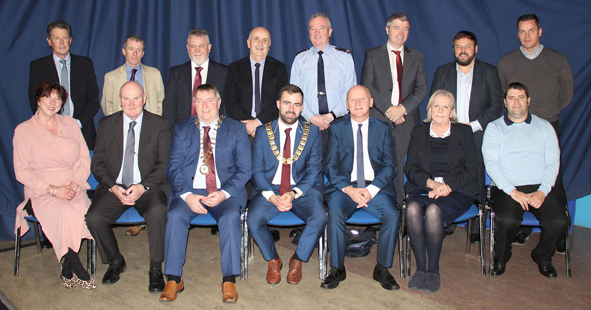 PSI Carndonagh Launch 2017-sml